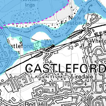 Contaminated Land Reports - Flood Risk Assessment Plan