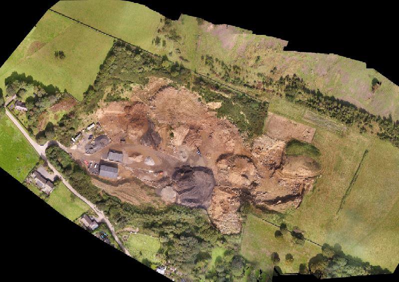 Terrain model - cromwellwood.org